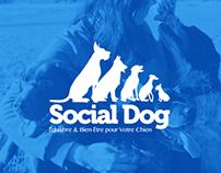 Social Dog - Promenades pour chiens