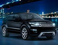 Range Rover - noturno