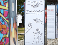 Social poster - spread tolerance