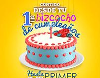 Margarina Manicera - Propuesta Aniversario