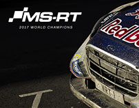 M-Sport Champions sticker