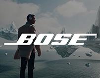 TRANSCEND / A short film for Bose