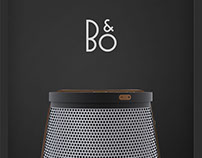 B&O Outdoor Speaker Design