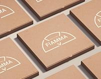 Fiamma - Pizza Branding