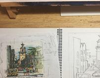 PencilDrawing