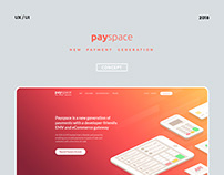 PaySpace - Payment system