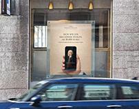 Campaign, Bankhaus Spängler