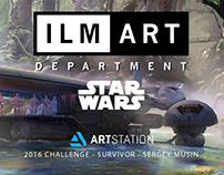 ILM ART Department Challenge