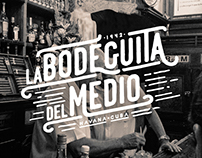 La Bodeguita del Medio - Havana, Cuba