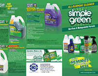 Simple Green Commercial Ads