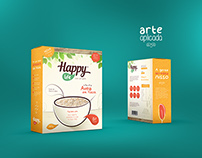 Linha Happy Life - Junco