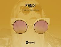 Fendi EyeShine Collection