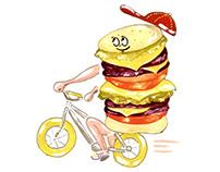 I'm Burger Mania