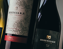 HERENCIA / Packaging