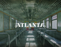 ATLANTA Title Sequence Open