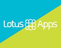 Lotus Apps Rebranding