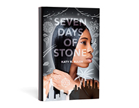 Katy R. Allen - Seven Days of Stone Book Cover