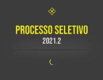 Processo Seletivo 2021.2 - Papo Design