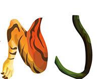 Font Jumanji