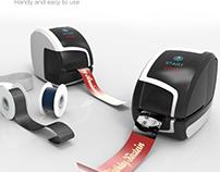 Ribbon Concept Printer