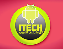 I-Tech Page Creative LoGo