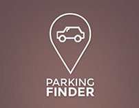 Parking Finder_UI/UX Design