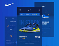 Free* Sports App UI Kit PSD 👟