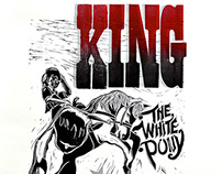 King the White Pony-Jenner's Park