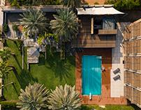 Concscape Beach House by Bab.nimnim
