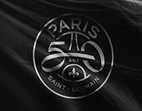 PARIS SAINT-GERMAIN 50TH ANNIVERSARY