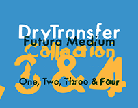 LRC Type - DryTransfer Futura Medium (Free)