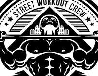 - PTOWN WORKOUT - visual identity