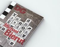 DG Magazine Cover - Michael Bierut