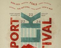 Poster | Newport Folk Festival