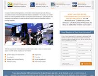 Complete Conference Management Website