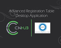Advanced Registration Table | Desktop Application