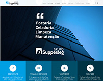 Website Development: Grupo SUPPERSEG