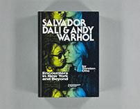 Salvador Dali & Andy Warhol