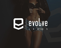 Evolve - Jeans // Brand Concept
