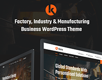 Koira - Industry and Manufacturing WordPress Theme