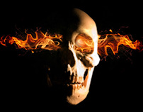 Ghost Rider Title Sequence