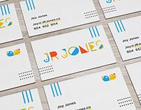 JR Jones Branding