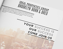 Ideal Properties Group's Recruitment Campaign