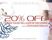 Diamantina Sterling Silver Advertisement Media 003