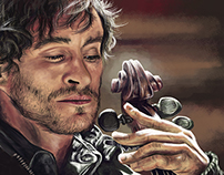 Will Graham Portraits