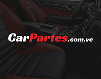 CarPartes | Web Design