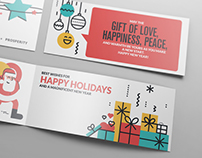 10 Types Of Invitation/ Greeting Card Mock-up