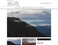 Holiday From Where ~ Webfolio