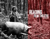 Reading Film Theatre Flyers