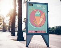 Ballito Pro- Poster Design